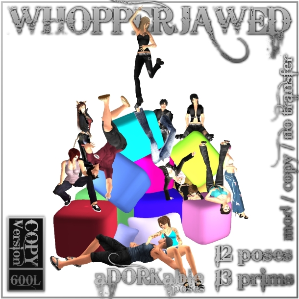 Whopperjawed