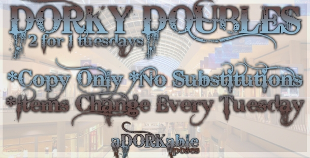 DorkyDoubles