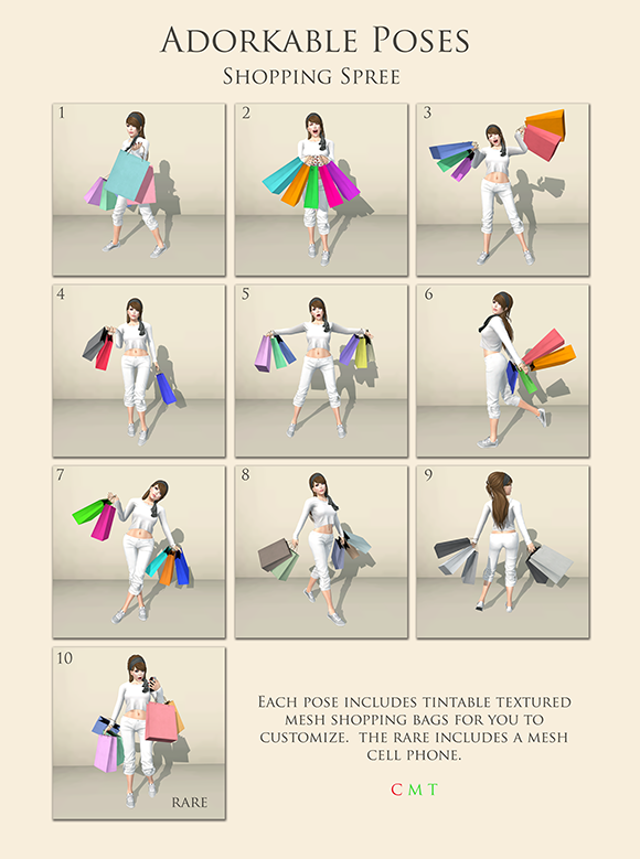 shopping spree poster2png
